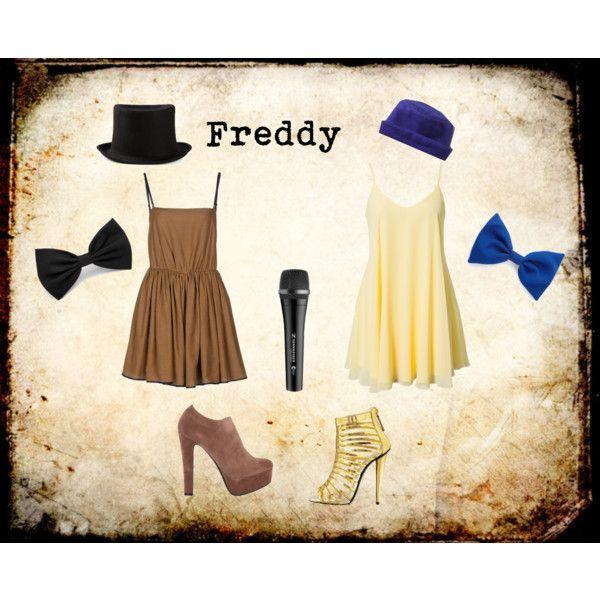 Fnaf halloween costumes freddy outfit fnaf gold night fnaf