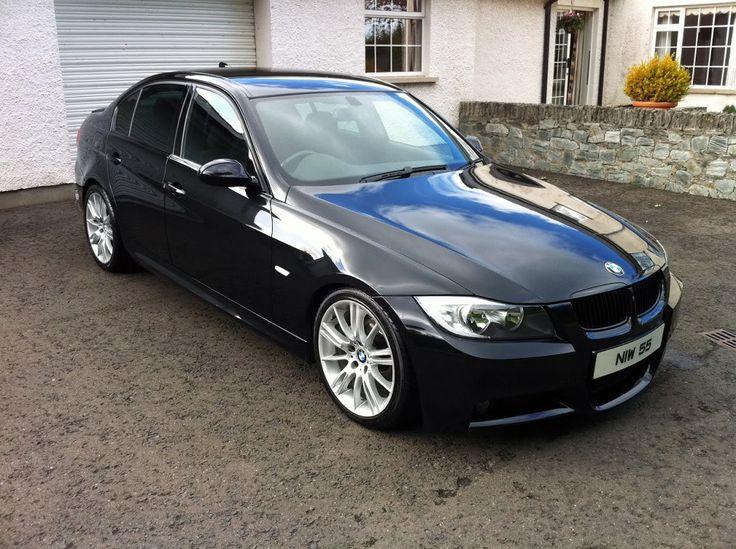 Good BMW 320D E90