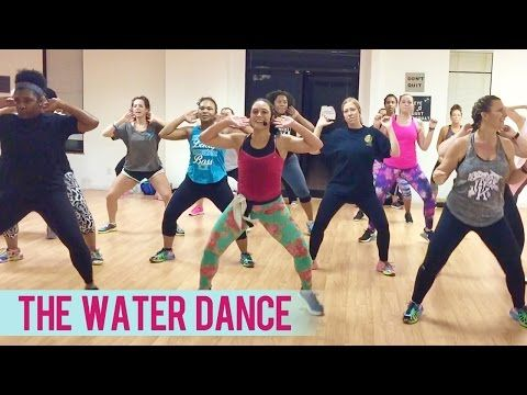 Chris Porter ft Pitbull - The Water Dance (Dance Fitness with Jessica) - YouTube