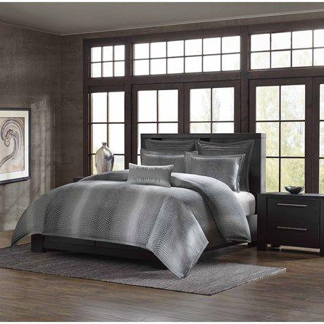 Metropolitan Home Shagreen Comforter Mini Set