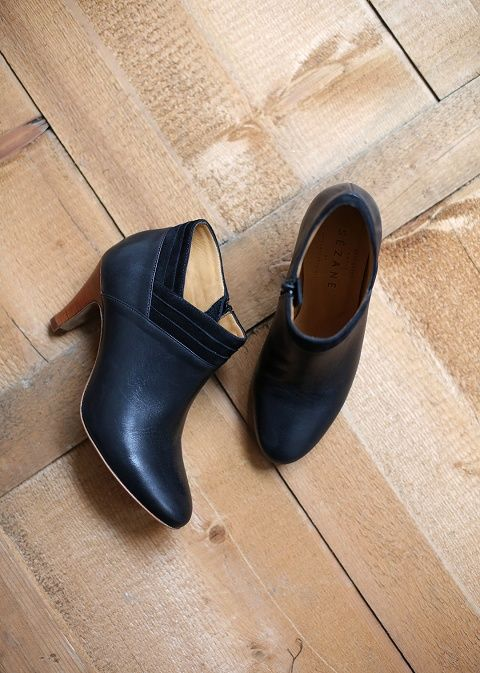 Sézane / Morgane Sézalory - New Clyde boots #sezane #clyde