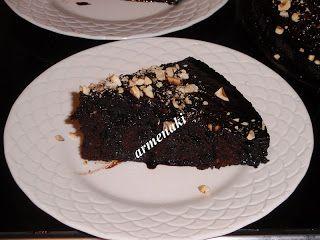 armenaki: Μια σοκολατόπιτα ...κόλαση..!