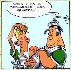 Afbeeldingsresultaat voor asterix et romains