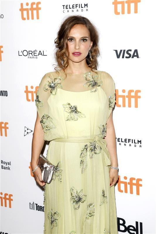 Natalie Portman Toronto Film Festival - Celebs at the 2016 Toronto Film Festival