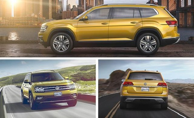 2018 Volkswagen Atlas Price and Release Date - Cnynewcars.com : Cnynewcars.com