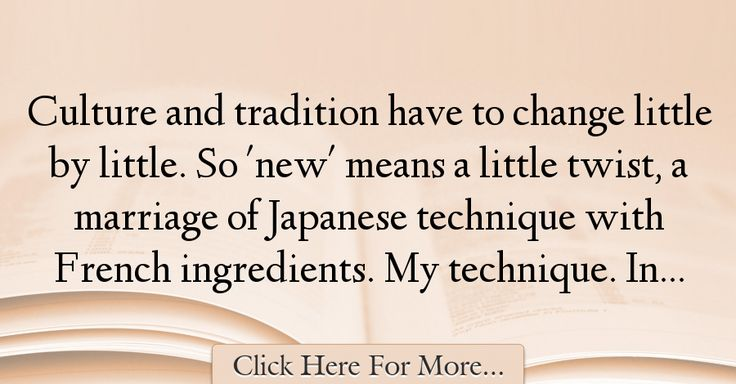 Masaharu Morimoto Quotes About Marriage - 44704