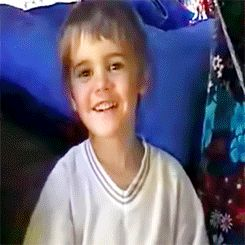 Justin as a kid on pinterest canada kids playing and justin bieber