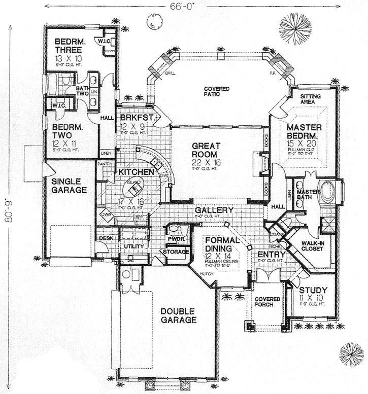 38 best deer camp images on pinterest house floor plans for Hunting camp house plans