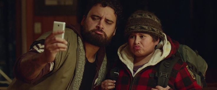 Top Rated Netflix UK Movies 2017 - Hunt for the Wilderpeople (2016)