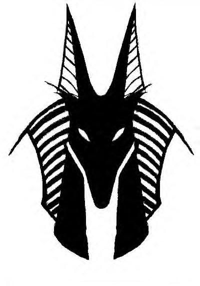 Anubis Symbol Photo by jounin-whitefang | Photobucket