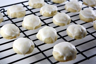 Lemon Drop Cookies: Made these for our family Easter gathering. They were a HUGE hit!