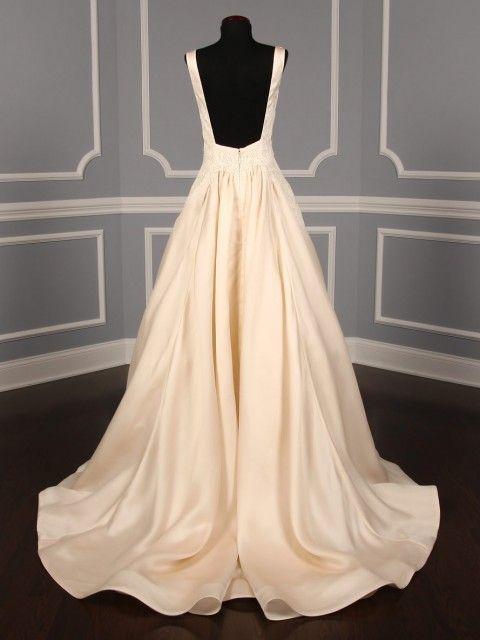 Anne Barge Devoted Size 0 Wedding Dress – OnceWed.com