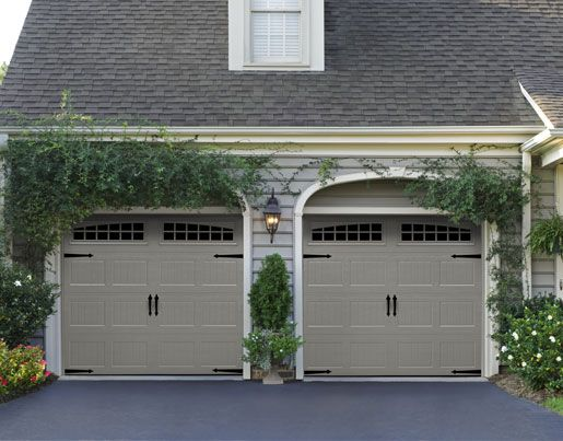 1000 ideas about carriage garage doors on pinterest for Carriage style garage doors kit
