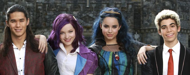 Disney Descendants Cast 2015 Descendants Featured