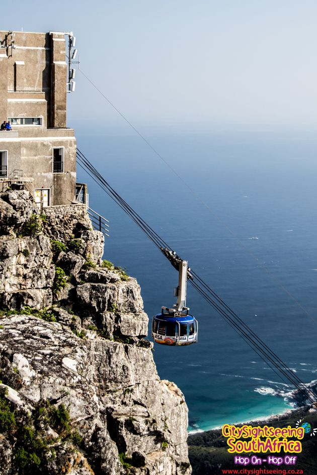 What a view!  http://www.citysightseeing.co.za/table-mountain-cape-town