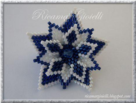 Anello a fiore - Ricamar Gioielli