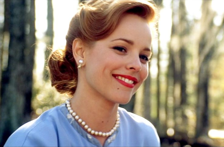 Allie in the Notebook - set in the 40's
