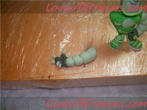 "МК лепка ""Фиксики"" -Gumpaste (fondant, polymer clay) The Fixies tutorials - Мастер-классы по украшению тортов Cake Decorating Tutorials (How To's) Tortas Paso a Paso"