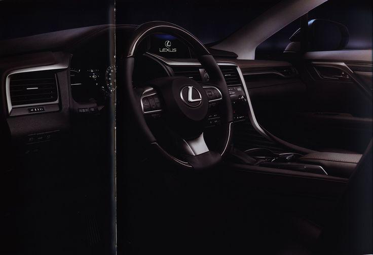 https://flic.kr/p/Qhhgbq | Lexus RX, Der neue; 2015 sept_2
