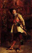 "New artwork for sale! - "" Meissonier Ernest Musketeer by Jean Louis Ernest Meissonier "" - http://ift.tt/2oReXcW"