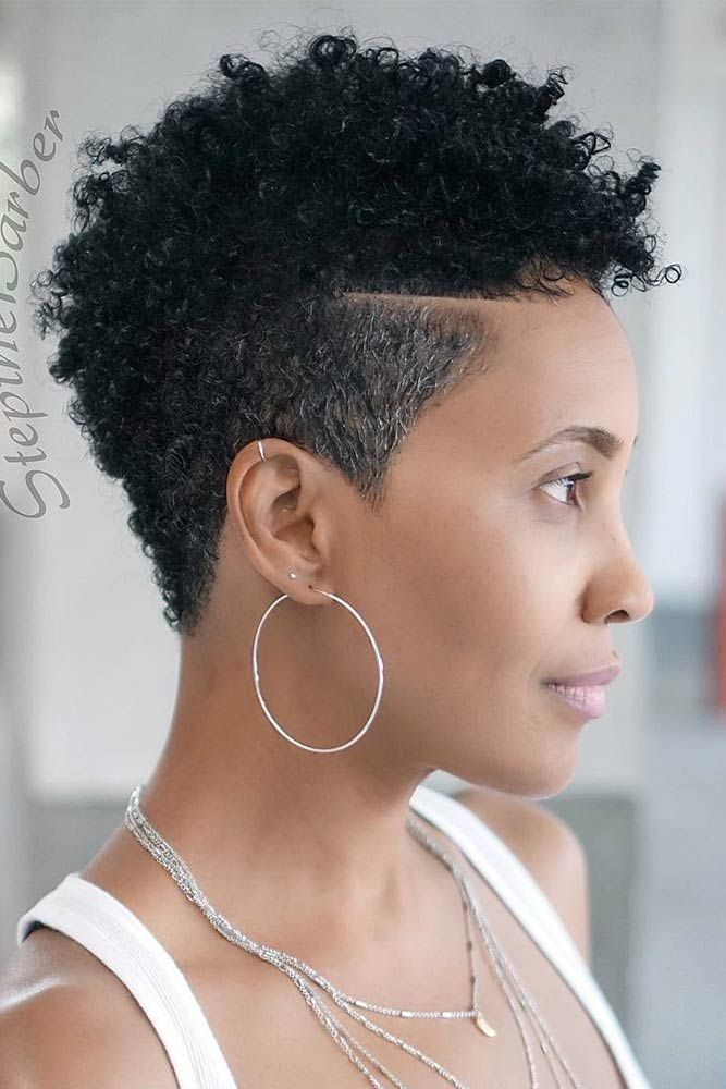 51 Best Short Natural Hairstyles For Black Women Page 4 Of 5 Stayglam Short Natural Hair Styles Natural Hair Styles Natural Red Hair