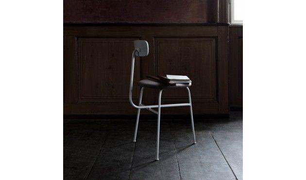 Afteroom Dining Chair 3 - Textile - schwarz - Basel 183 von Menu