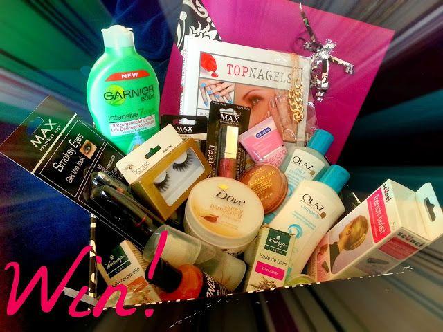 Win een beautybox t.w.v. bijna €100!