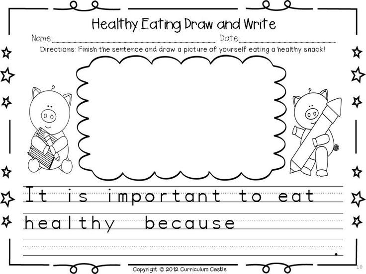 17 Best Images About Healthy Foods For Kindergarten On