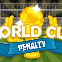 Dünya Kupası Penaltı Atışları Oyunu Oyna. Dünya kupası maçlarının en heyecan verici hali takımların penaltı atışlarıdır. Şimdi Ülkemizinde aralarında bulunduğu dünya kupası penaltı atışları grup elemelerinde finale kadar yükselme ve finalde şampiyonluğu elde etmelisiniz. Penaltı atarken ve penaltı kurtarırken çok iyi konsantre olmalısınız.