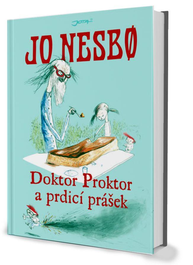Jo Nesbø - Doktor Proktor a prdicí prášek ~ Schefikuv blog