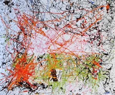 "Saatchi Art Artist sarita rheeder-rosa; Painting, ""sprout1_"" #art"