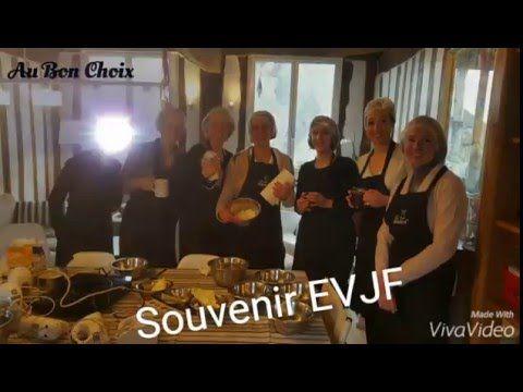 EVJF Atelier cups-cake chaussure à talon