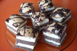Tangó szelet - Finom desszert receptek képekkel bármilyen alkalomra
