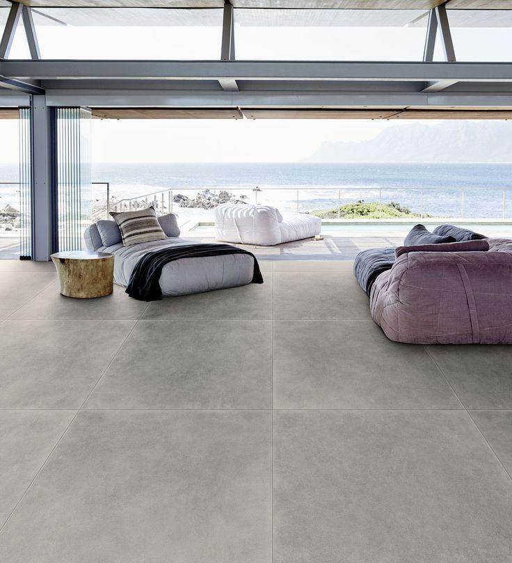 Gres porcelánico efecto cotto y cemento | Marazzi