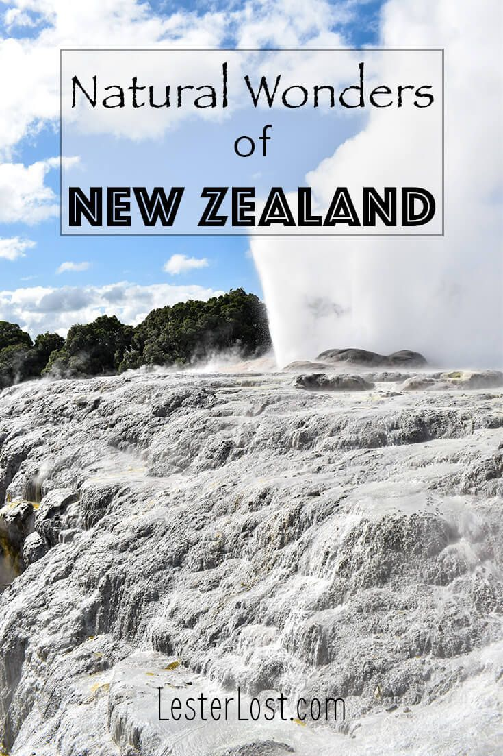 New Zealand Travel | Discover New Zealand | Rotorua Te Puia | Natural Wonders | Geyser | New Zealand North Island | Adventure Travel | New Zealand Adventure | Maori Culture | New Zealand Road Trip
