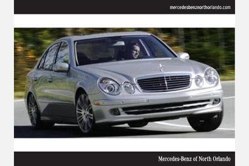 Used 2006 Mercedes-Benz E-Class E320 CDI Diesel $8,977