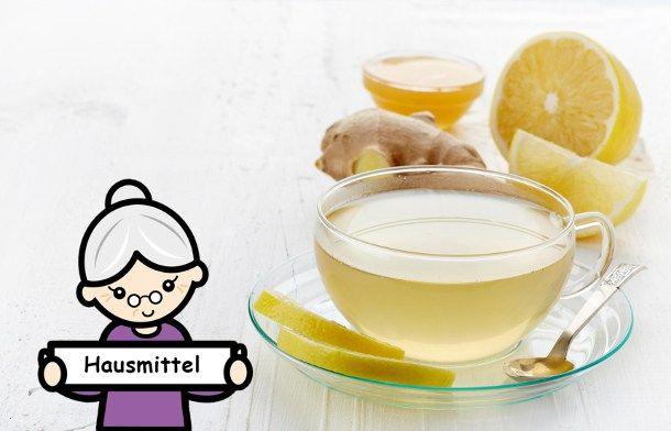 Omas Rezepte gegen Infekte, Husten und Halsweh