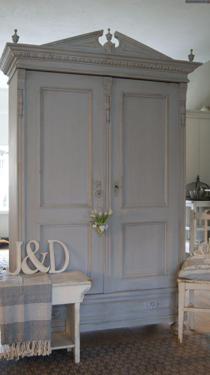 Meer dan 1000 ideeën over oude kasten op pinterest   kastdeuren ...