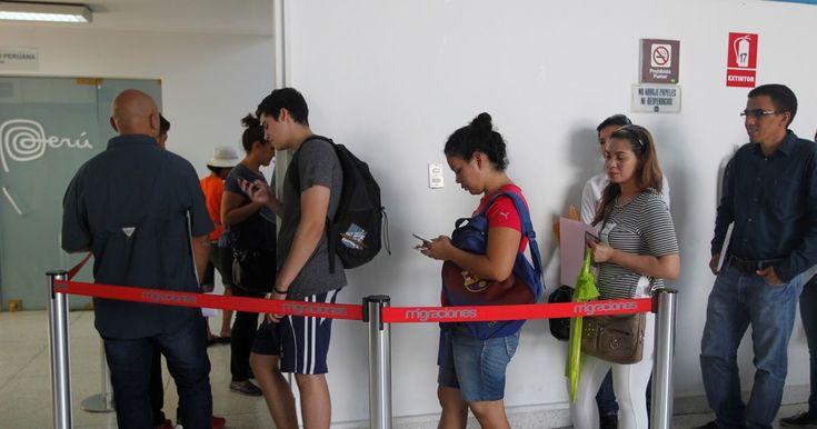 Perú ya recibió 115.000 venezolanos refugiados - Estamos en emergencia humanitaria