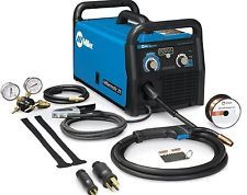 New! Miller Millermatic 211 MIG Welder with Advanced Auto-Set (907614)
