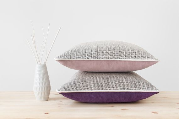 Here are 20 of our favorites throw pillows and blankets that you can swap out if you'd like to achieve that subdued, classic Scandinavian look in your home.