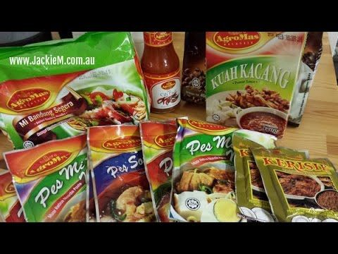 (Hangout-On-Air) How to Use Malaysian Prepared Sauces/Blends
