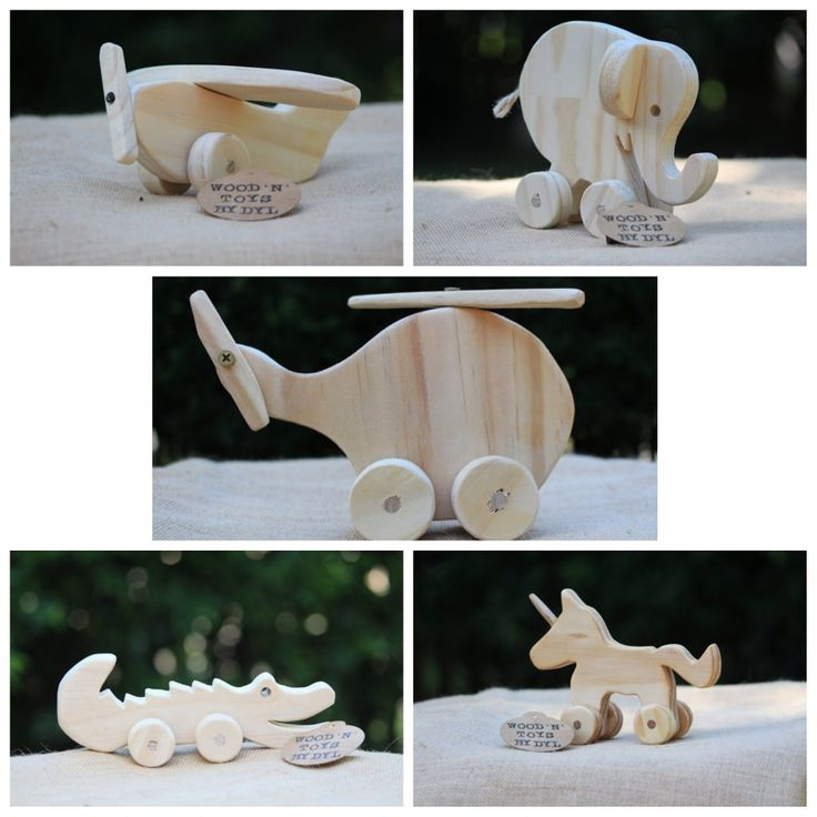 HBeautifully hand crafted pull toys  5 designs to choose from.  #woodentoys #pushtoys #handmade #kids #toddlers #bespoke #littletreasures  http://www.littletreasuresntrinkets.com/listing/handmade-wooden-toy-elephant/