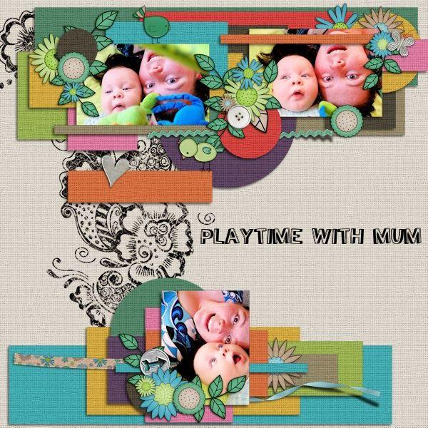 Playtime with Mum
