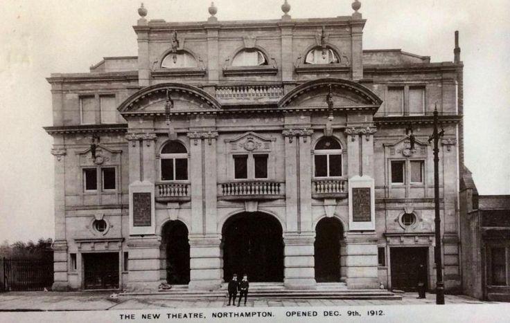 The New Theatre, Abington Street, Northampton