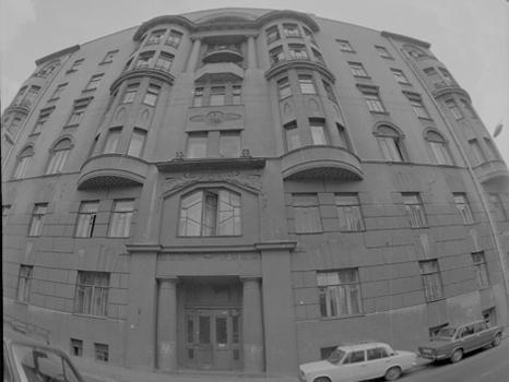 Дом текста - Музейный городок ГМИИ