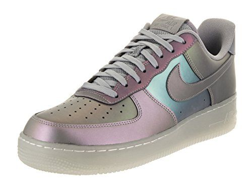 finest selection 05dcf 05a57 Nike Mens Air Force 1 07 LV8 AnthraciteAnthracite Stealth Basketball Shoe  11 Men US