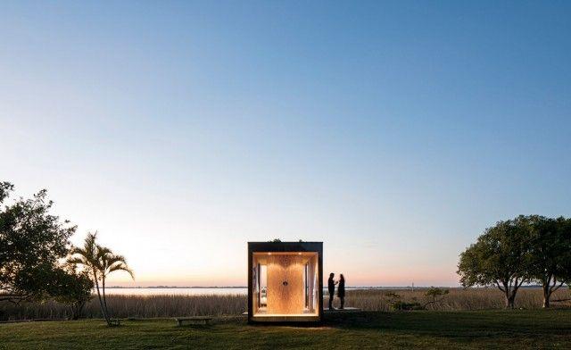 Prefab House Mini Modern