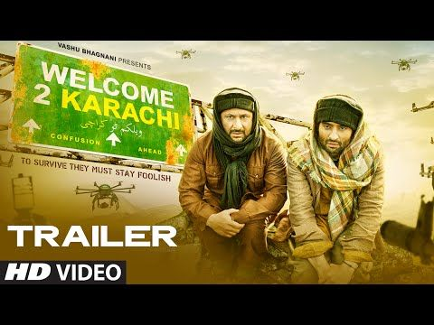 Welcome to Karachi 2015: Star Cast & Crew, Story, Review, Arshad Warsi, Jackky Bhagnani, Lauren Gottlieb - MT Wiki: Upcoming Movie, Hindi TV Shows, Serials TRP, Bollywood Box Office