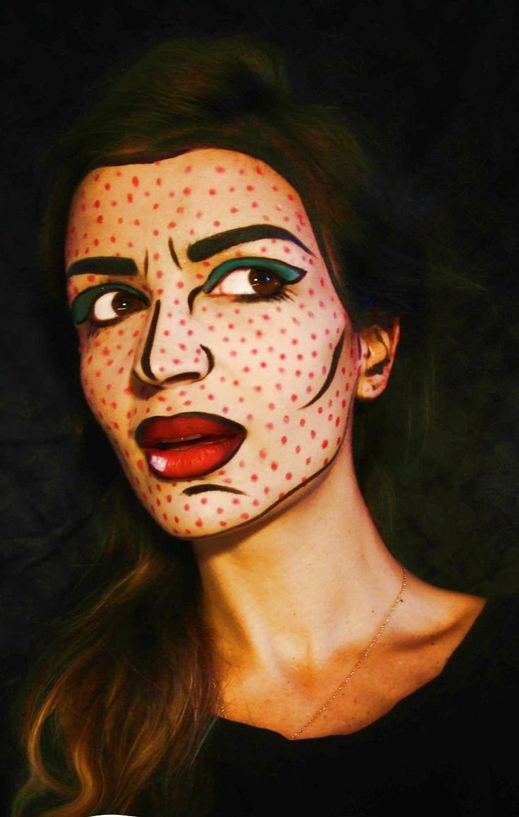 22 best pop art halloween images on Pinterest | Roy lichtenstein ...
